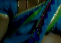 sleeping instructor in open blouse aunty telugu hooks