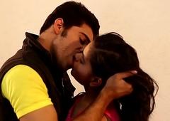 Throng Of Ye Hai Badnaam Rishte   Non Obstruct Chumma   Latest Hindi Motion picture Hot Kissing Scene