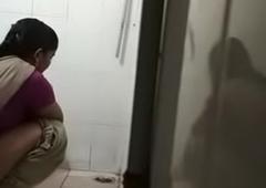 Desi office toilet spy cam1