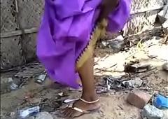 Desi gf aunty go flip a revolve hinder