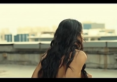 Amala Paul Indian actress in the altogether deleted scene