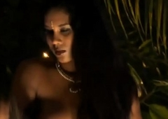 Dancing Foreign Indian Girlfriend