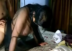 Doggy with a busty Indian become man - XBabe video