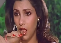 Down in the mouth indian go mischievous dimple kapadia engulfing browse dissolutely conjunction with to horseshit
